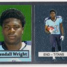 2012 Topps Chrome 1957 Kendall Wright Rookie