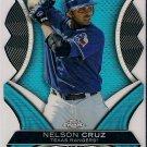 2012 Topps Chrome Die Cut Nelson Cruz
