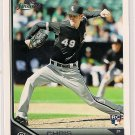 2011 Topps Lineage Chris Sale Rookie