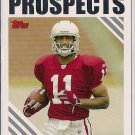 2004 Topps Premiere Propects Larry Fitzgerald Rookie