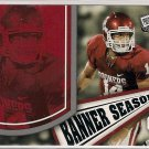 2010 Press Pass Banner Season Sam Bradford Rookie