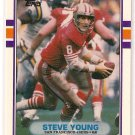 1989 Topps Traded Steve Young