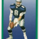 1991 Fleer Troy Aikman