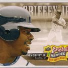 2010 Upper Deck  Baseball Heroes 20th Anniversary Art Ken Griffey Jr