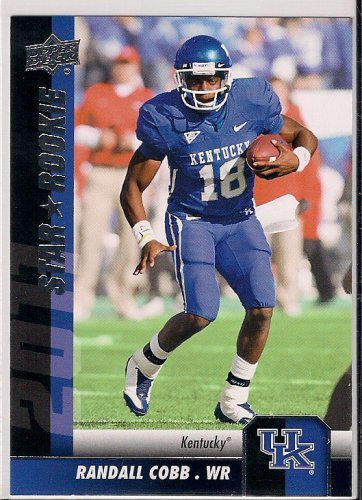 2011 Upper Deck Star Rookie Randall Cobb