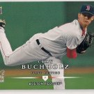 2008 Upper Deck First Edition Clay Buchholz Rookie