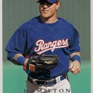 2008 Upper Deck CL Josh Hamilton