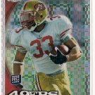 2010 Topps Chrome Xfractor Anthony Dixon Rookie