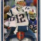 2013 Topps Legends in the Making Tom Brady