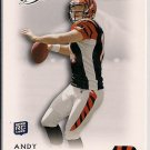 2011 Topps Legends Andy Dalton Rookie