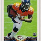 2013 Topps Montee Ball Rookie