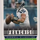 2013 Score Future Franchise Russell Wilson