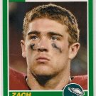 2013 Score 25th Anniversary Zach Ertz Rookie