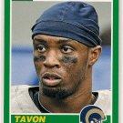 2013 Score 25th Anniversary Tavon Austin Rookie