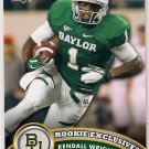 2012 Upper Deck Rookie Exclusives Kendall Wright
