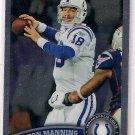 2011 Topps Chrome Peyton Manning