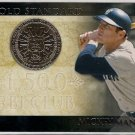 2012 Topps Gold Standard Mickey Mantle