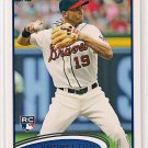 2012 Topps Update Andrelton Simmons Rookie