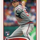 2012 Topps Update David Carpenter Rookie