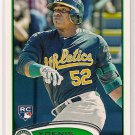 2012 Topps Yoenis Cespedes Rookie