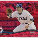 2014 Topps Red Foil Mitch Moreland