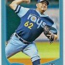 2013 Topps Update Wal-mart Blue Border Joel Peralta