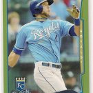 2014 Topps Green Parallel Alex Gordon