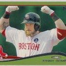 2014 Topps Green Parallel Jonny Gomes