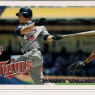 2010 Topps Update Danny Valencia Rookie