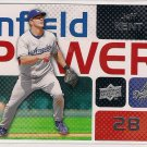 2008 Upper Deck Infield Power Jeff Kent
