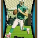 2008 Bowman Gold Chad Henne Rookie