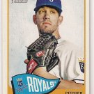2014 Topps Heritage James Shields SP