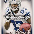 2013 Absolute Memorabilia Terrance Williams Rookie 056/199