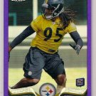 2013 Topps Chrome Purple Refractor Jarvis Jones Rookie 169/499