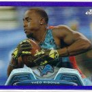 2013 Topps Chrome Purple Refractor Theo Riddick Rookie 398/499