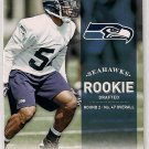 2012 Prestige Bobby Wagner Rookie