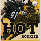 2013 Score Hot Rookies Jarvis Jones