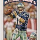 2012 Topps Magic Magical Moments Tom Brady