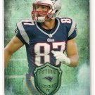 2013 Topps Future Legends Rob Gronkowski