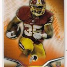 2014 Topps Platinum Orange Lache Seastrunk Rookie