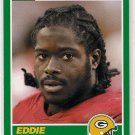 2013 Score 25th Anniversary Eddie Lacy Rookie
