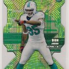 2013 Topps Chrome Die Cut Dion Jordan Rookie