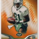 2014 Topps Platinum Orange Shaquelle Evans Rookie