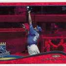 2014 Topps Red Foil Lorenzo Cain
