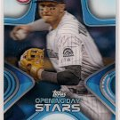 2014 Topps Opening Day Stars Troy Tulowitzki