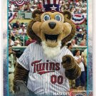 2014 Topps Opening Day Mascots TC Bear
