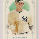 2013 Topps Allen & Ginter's Mini Alex Rodriguez SP