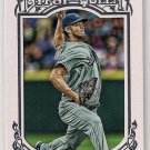 2013 Topps Gypsy Queen Framed White Clayton Kershaw