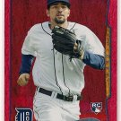 2014 Topps Red Foil Nick Castellanos Rookie
