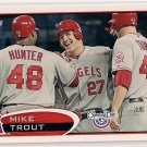 2012 Topps Opening Day Mike Trout
